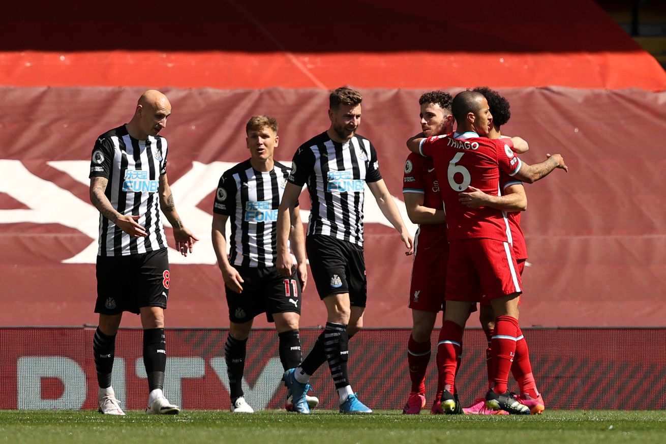 Liverpool 1, Newcastle 1 - Match Recap: Missed Chances Cost Liverpool the Win