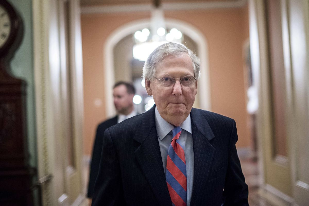 Mitch Mcconnell S Many Failures On The Health Bill Vox