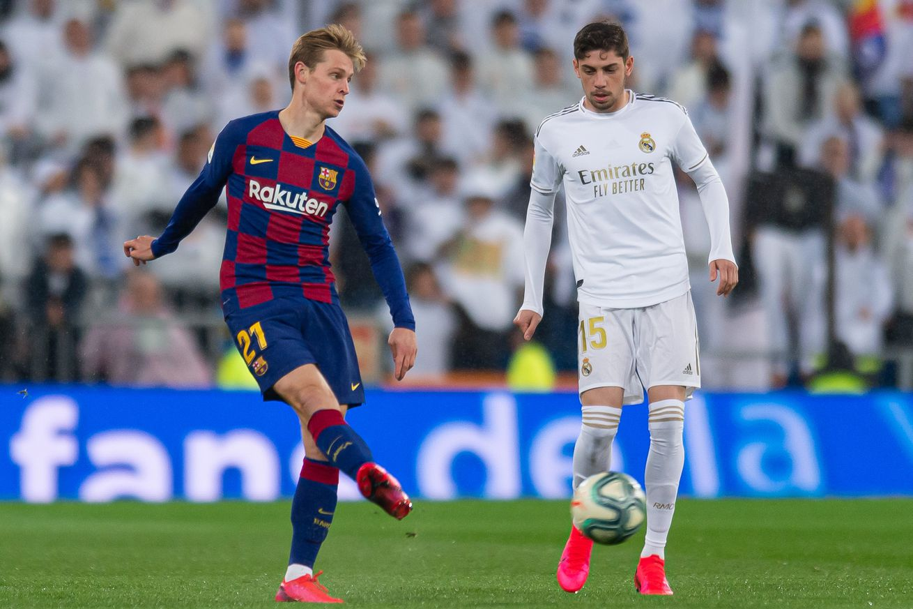 """Churros y Tácticas Podcast: Paycuts; Referee Scandals; Would Frenkie Start At Real Madrid"""""""