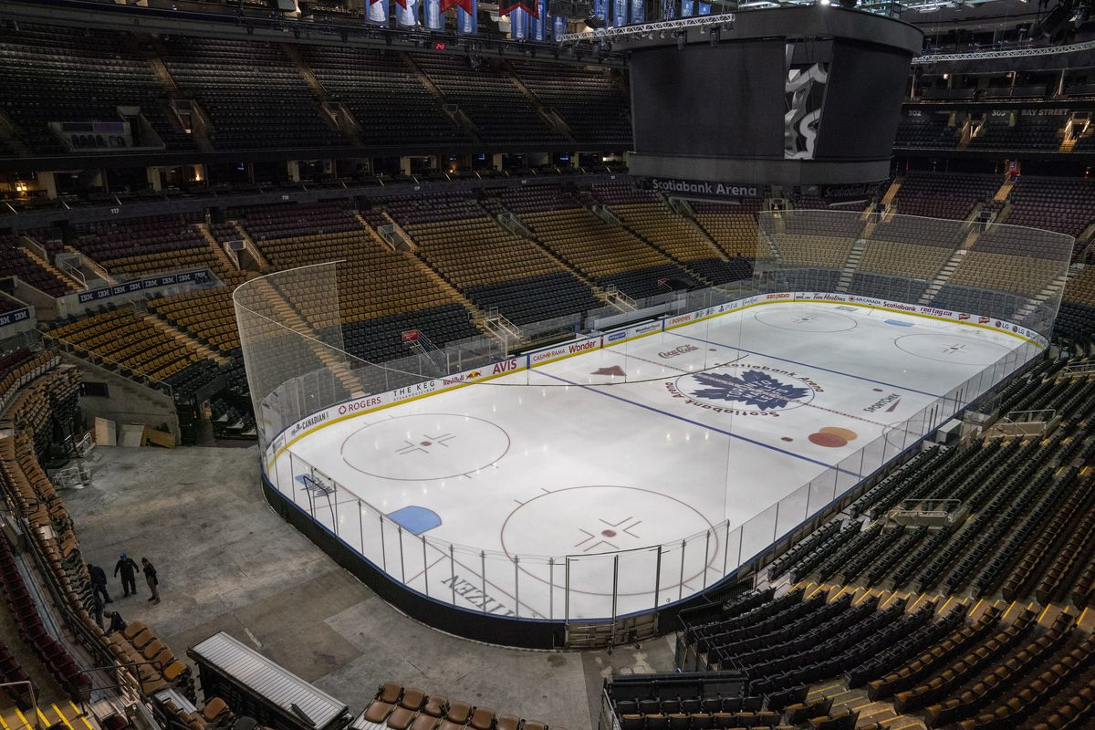 The NHL hopes to open training camps on July 10.
