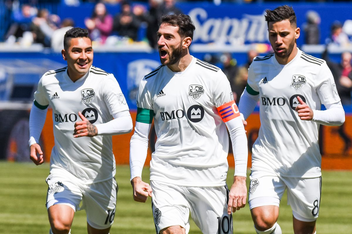 SOCCER: APR 21 MLS - Los Angeles FC at Montreal Impact