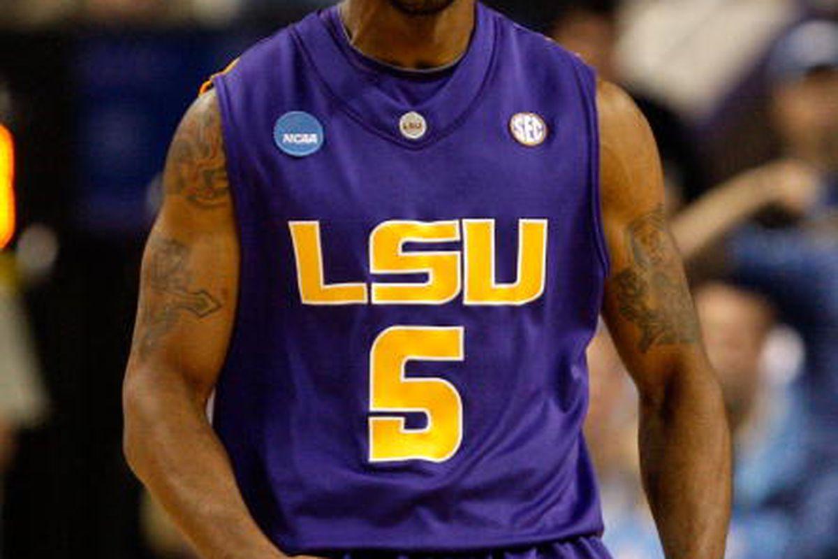 #27 Marcus Thornton