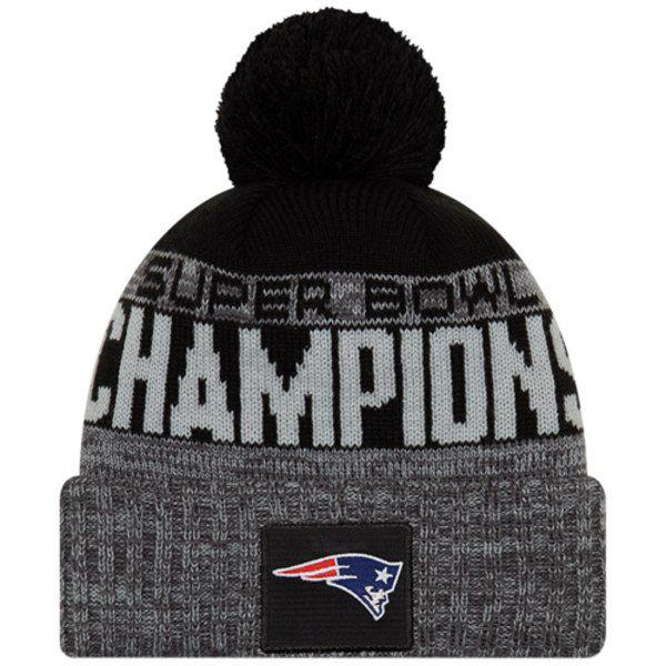 Patriots New Era Super Bowl LIII Champions Parade Knit Hat for  31.99  Fanatics 08101c914