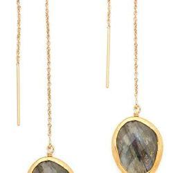 """<a href=""""http://www.shopbop.com/thread-thru-earring-heather-hawkins/vp/v=1/845524441941462.htm?folderID=2534374302029428&fm=whatsnew-shopbysize&colorId=16894"""">Heather Hawkins thread through earrings</a>, $88"""