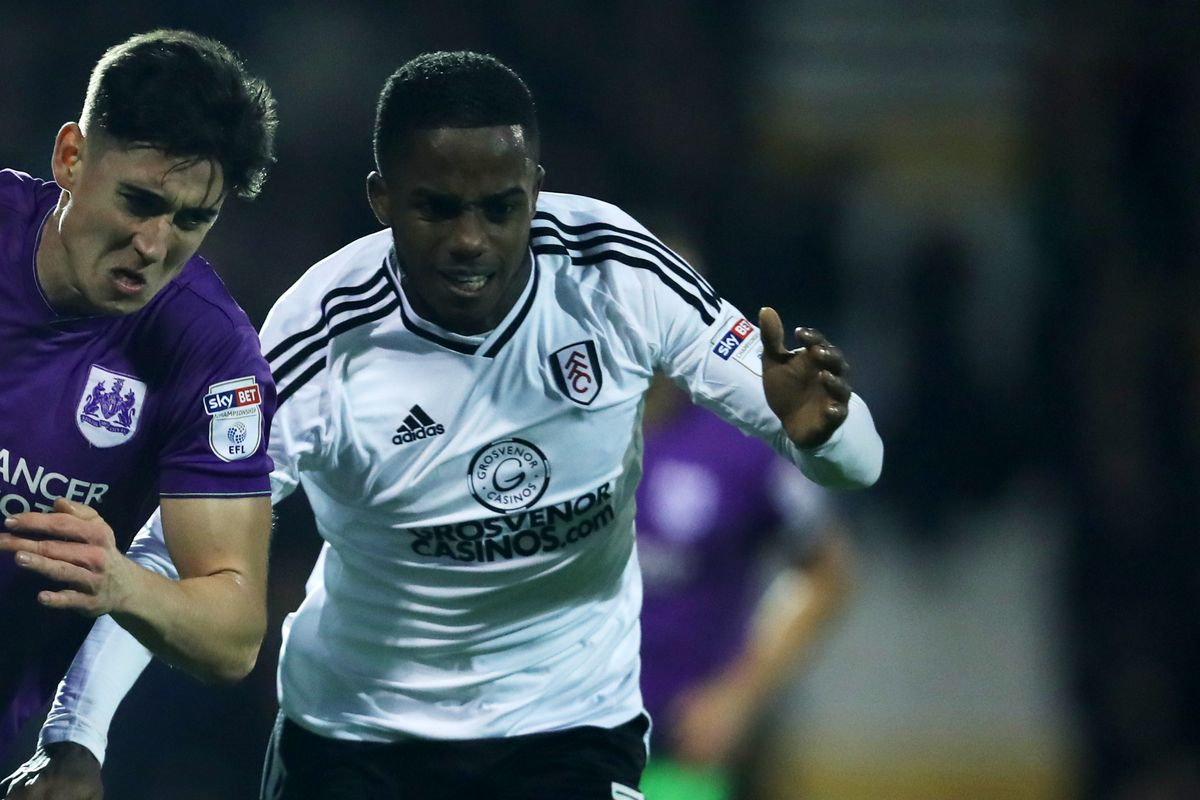 Manchester United Prepare £25m Bid For Fulham Teenager Ryan Sessegnon