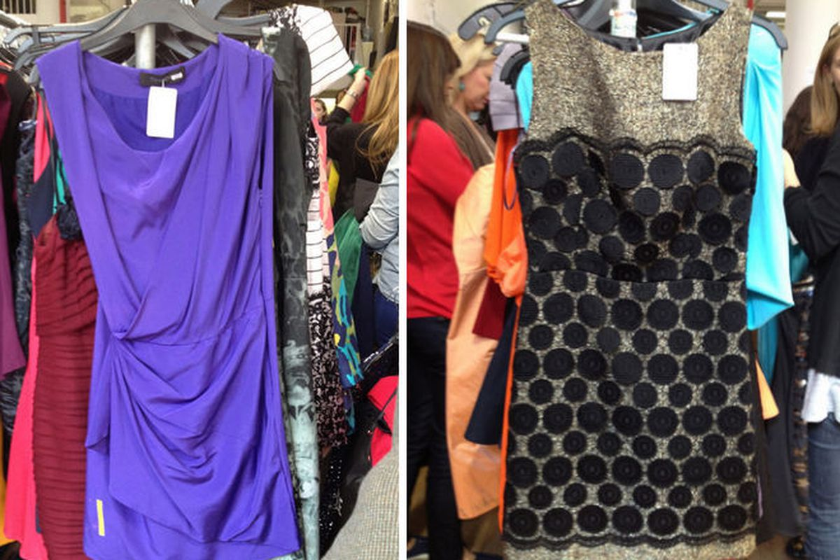 Thakoon and Milly dresses from the previous sale