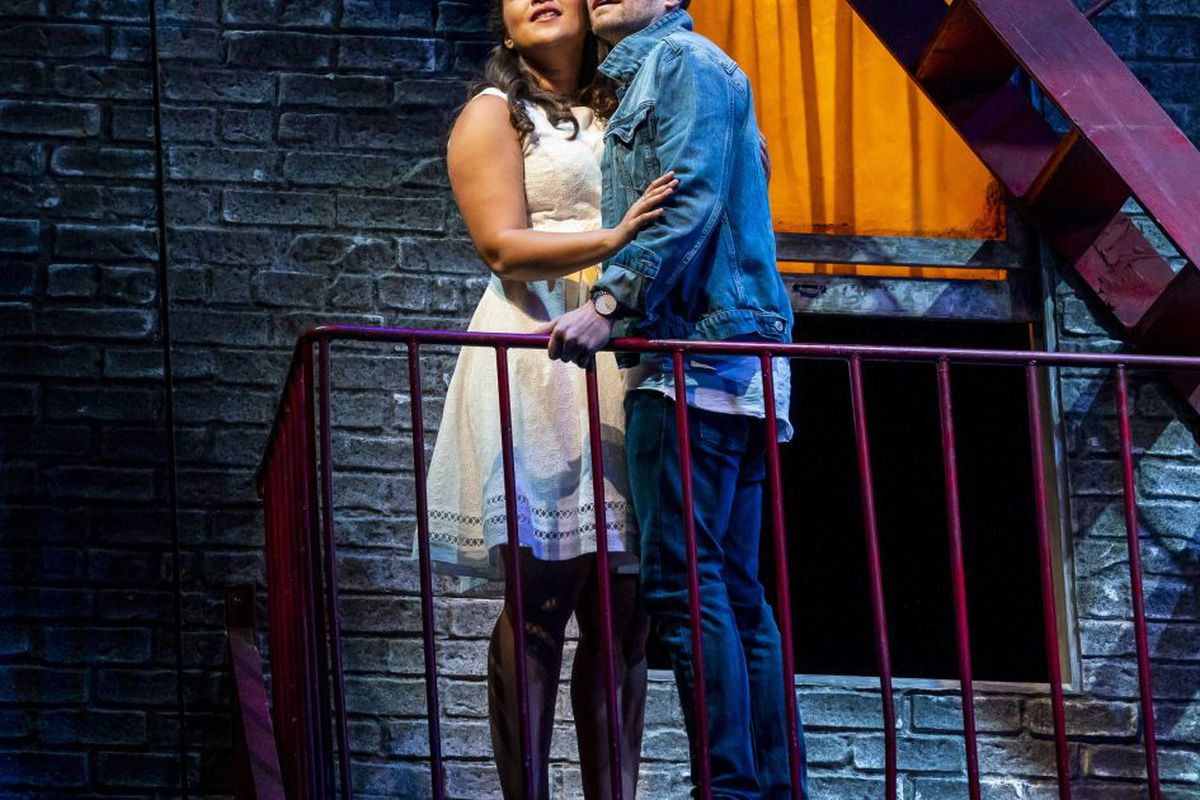 West Side Story' revived as gritty, witty and bright at