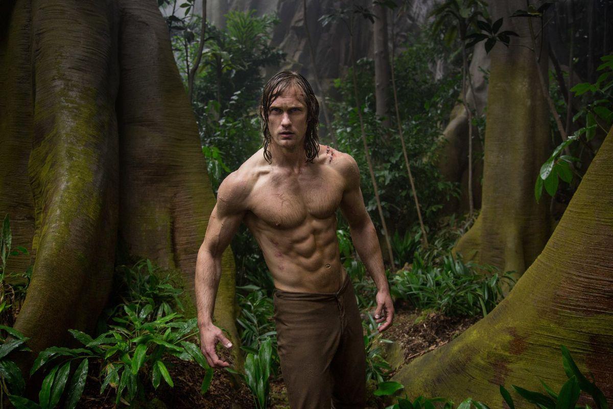 The Legend of Tarzan.