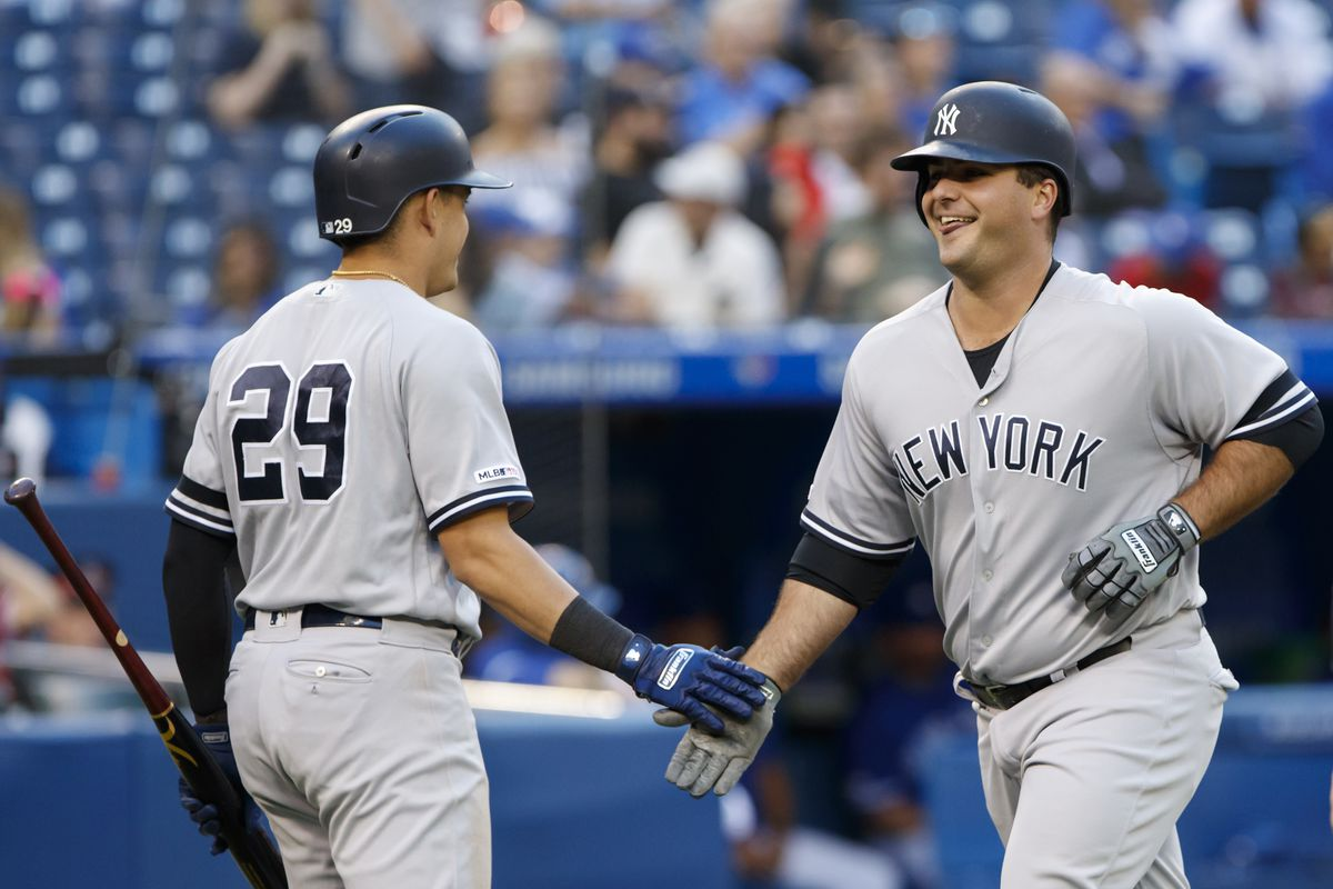 One Yankee most likely to be traded during the offseason