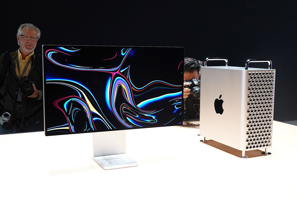 Apple S Most Expensive Mac Pro Costs 53 799 The Verge