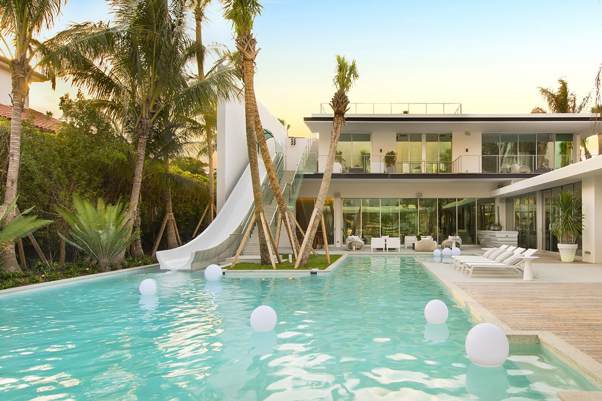4555 Pine Tree Drive In Miami Beach Courtesy Of Douglas Elliman