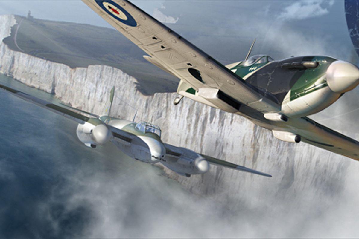 World of Warplanes receives update 0.5.3, new British planes