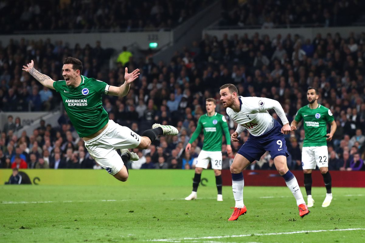 Tottenham 1 0 Brighton Player Ratings To The Theme Of Spurs Players Exiled By Mauricio Pochettino Cartilage Free Captain