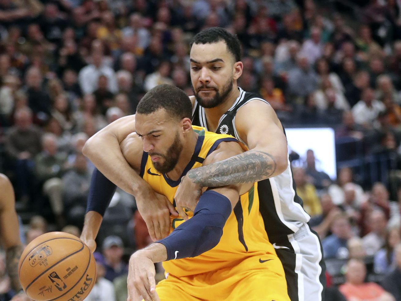 Rudy Gobert is sick and tired of the Utah Jazz's lazy starts