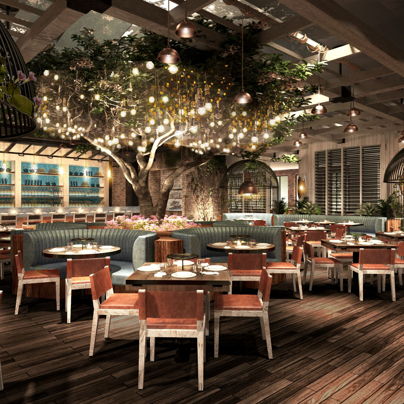 Aria ditches its sushi restaurant for a celebrity favorite