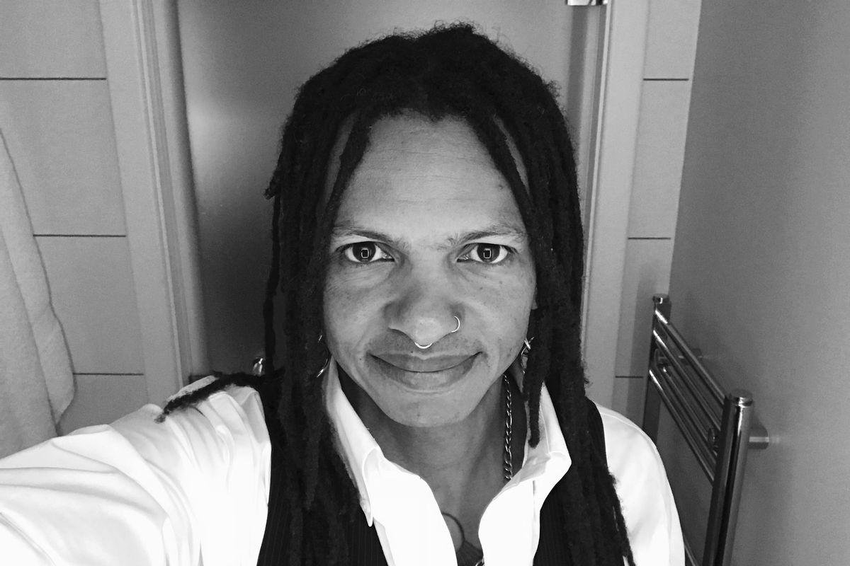 Astronomer and space environmentalist Moriba Jah.