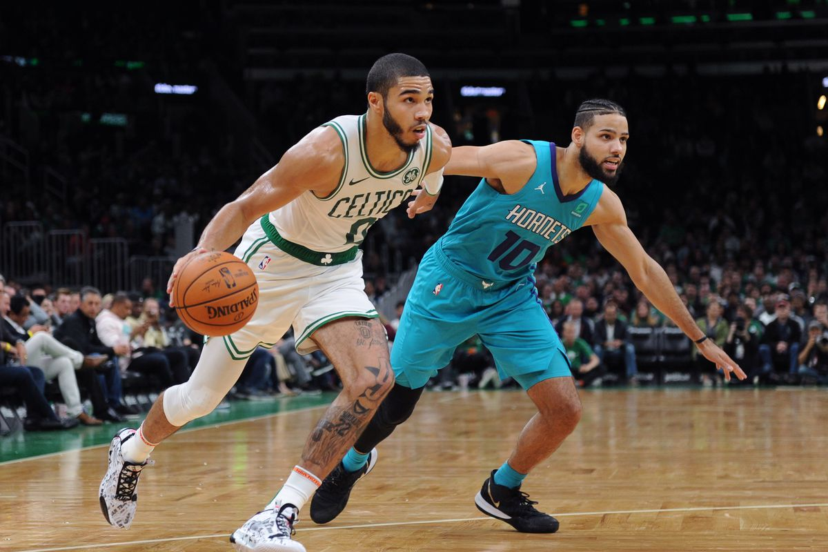 The people are getting what they want: more Jayson Tatum