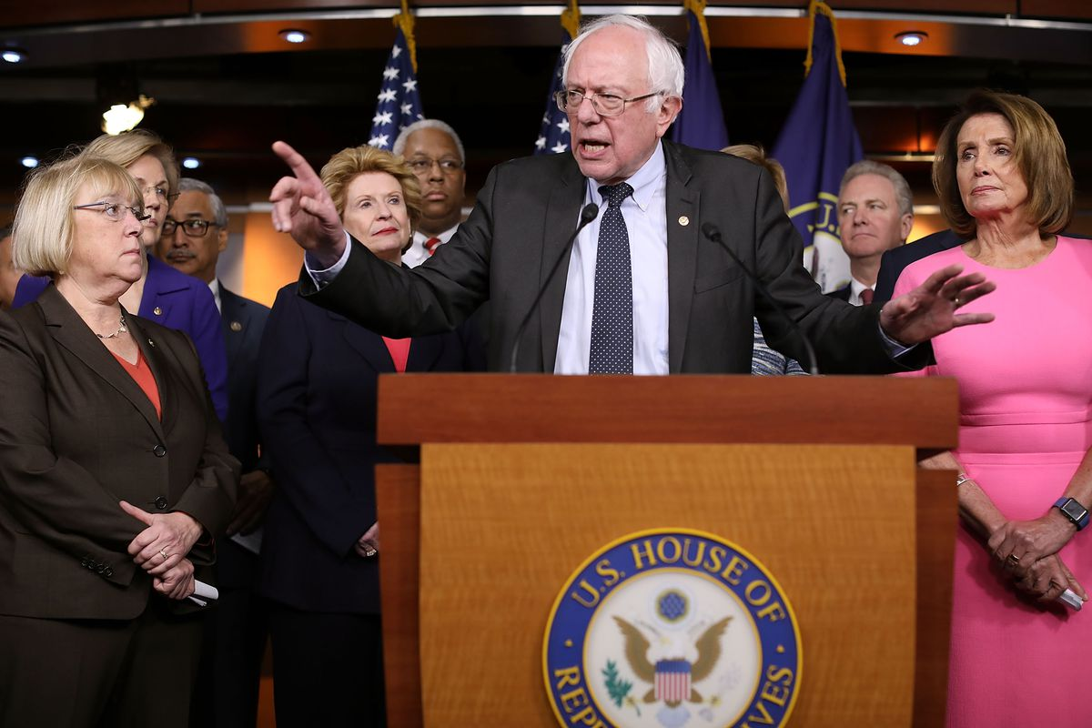 Democratic Leaders Discuss The Affordable Care Act Following Meeting With President Obama