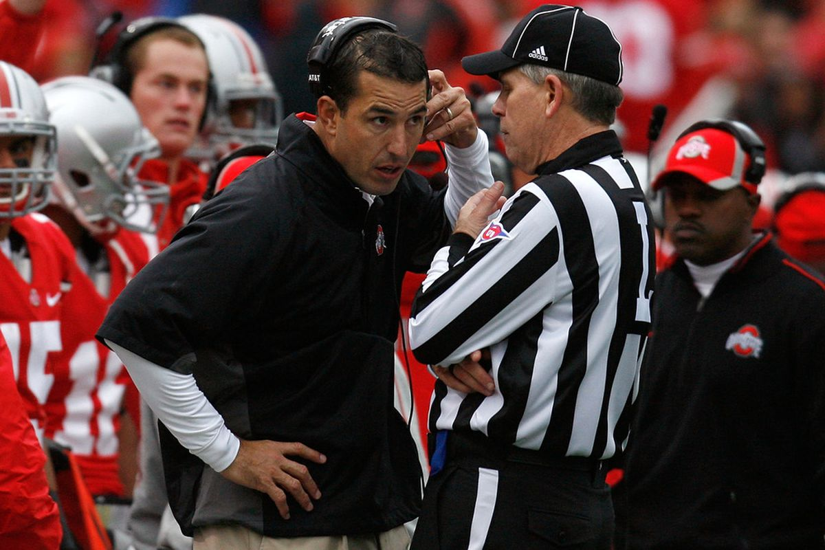 """""""You mean the numbers go back to 1 if you get ten yards? WHY WAS I NOT INFORMED? Oh, right, because we couldn't get ten yards if you spotted us eleven. That's cool. I'll be over here chilling with my timeouts."""""""