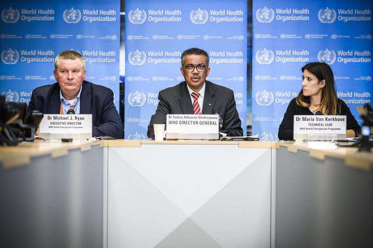 Hasil gambar untuk WHO declares coronavirus outbreak to be pandemic