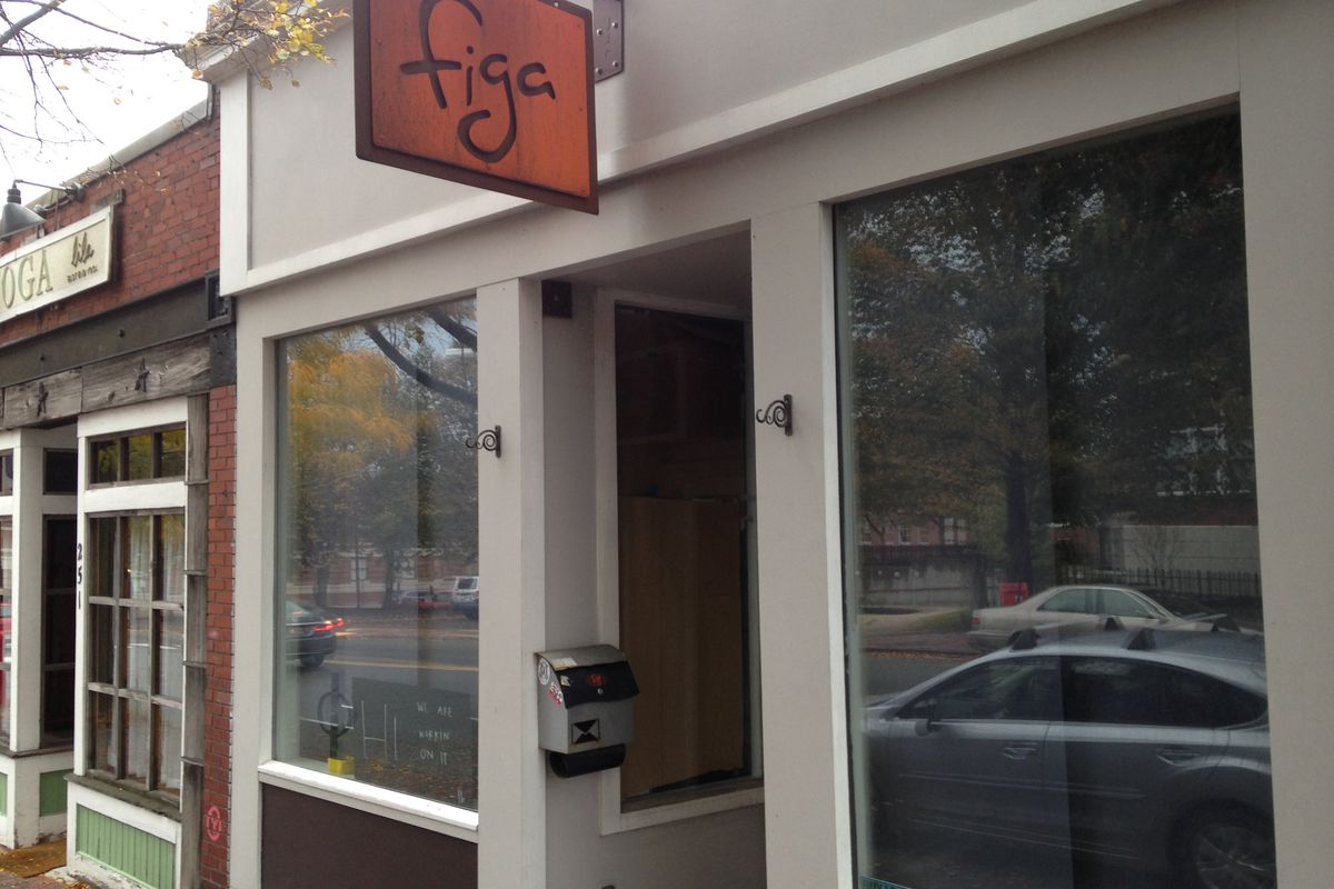 Formerly Figa, soon to be LB Kitchen in Portland.