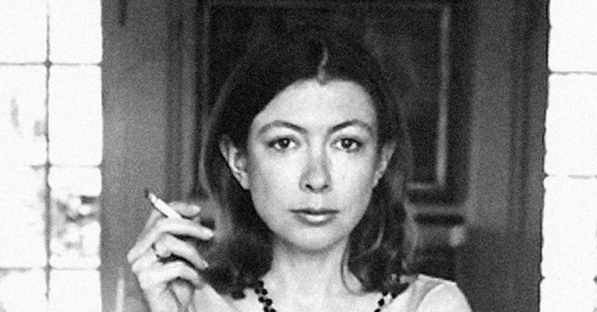 goodbye to all that joan didion analysis