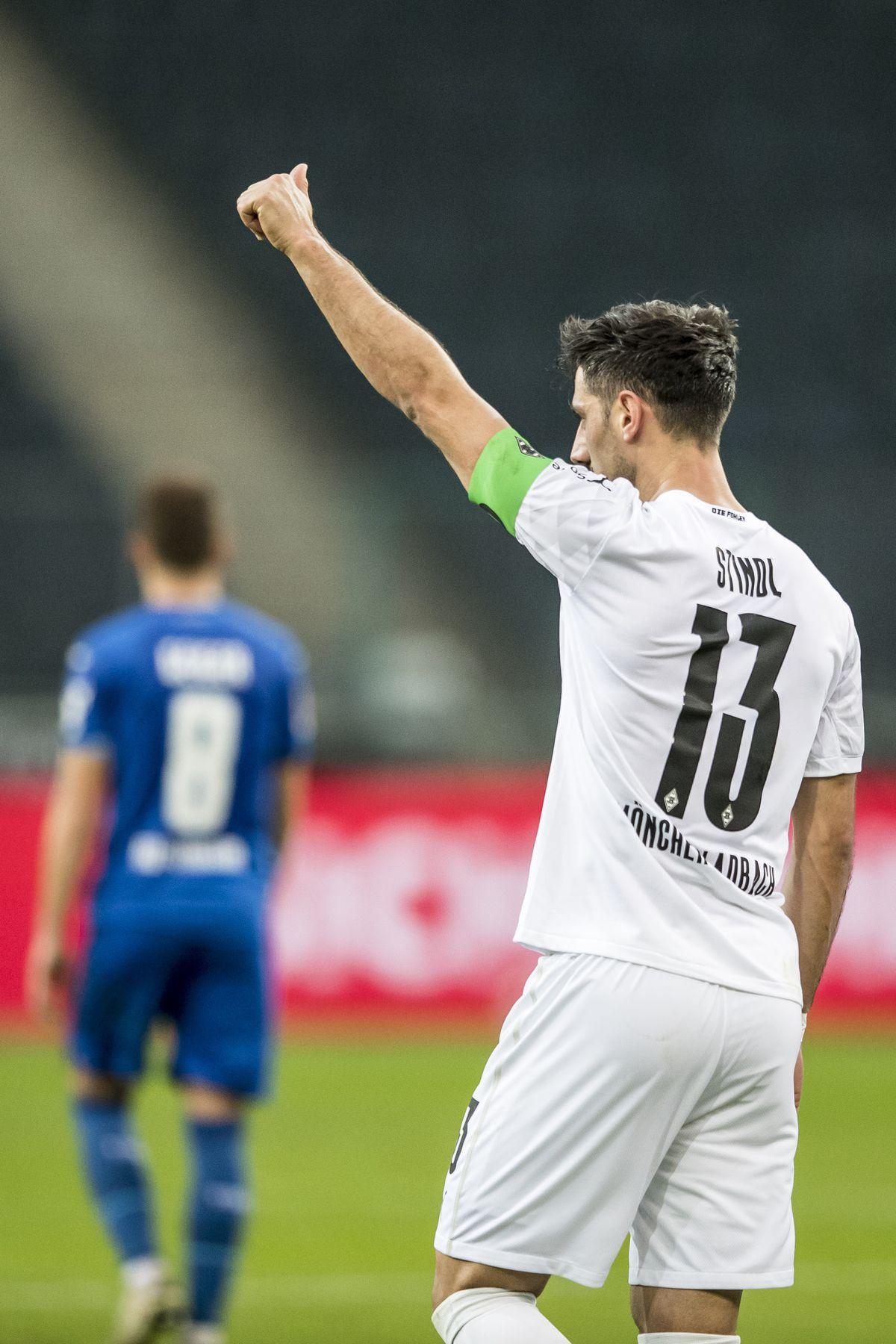 Borussia Moenchengladbach v TSG Hoffenheim - Bundesliga