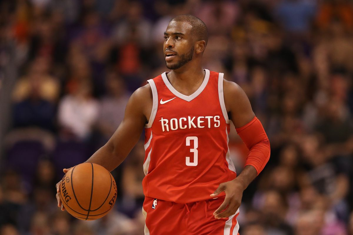 Here s how insane the Houston Rockets have been with Chris Paul