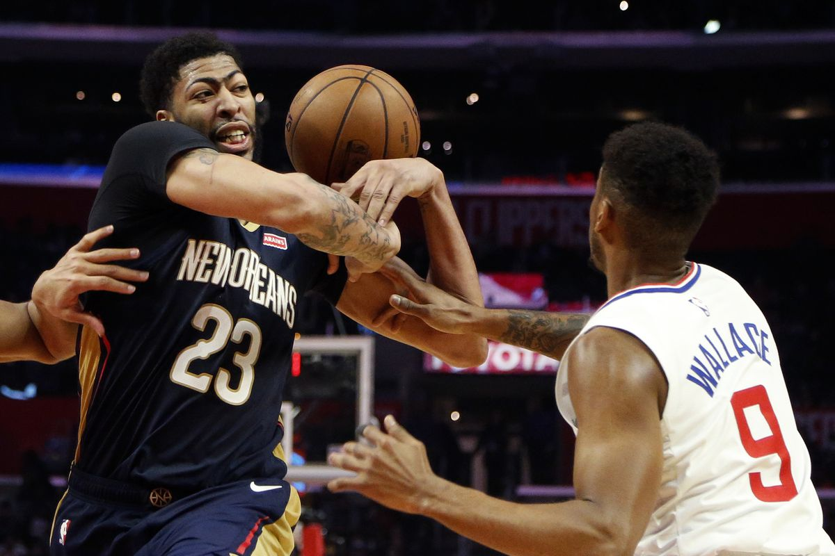 Agent Anthony Davis Tells New Orleans Pelicans That He