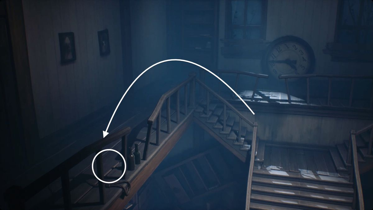 Little Nightmares 2 Glitching remains8