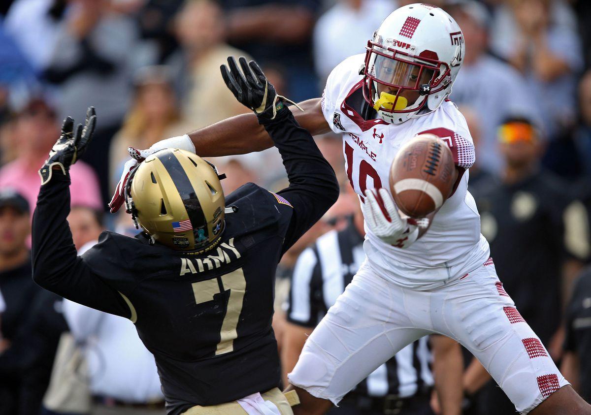 NCAA Football: Temple at Army