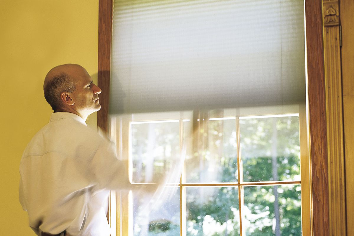 How To Install Window Shades This Old House