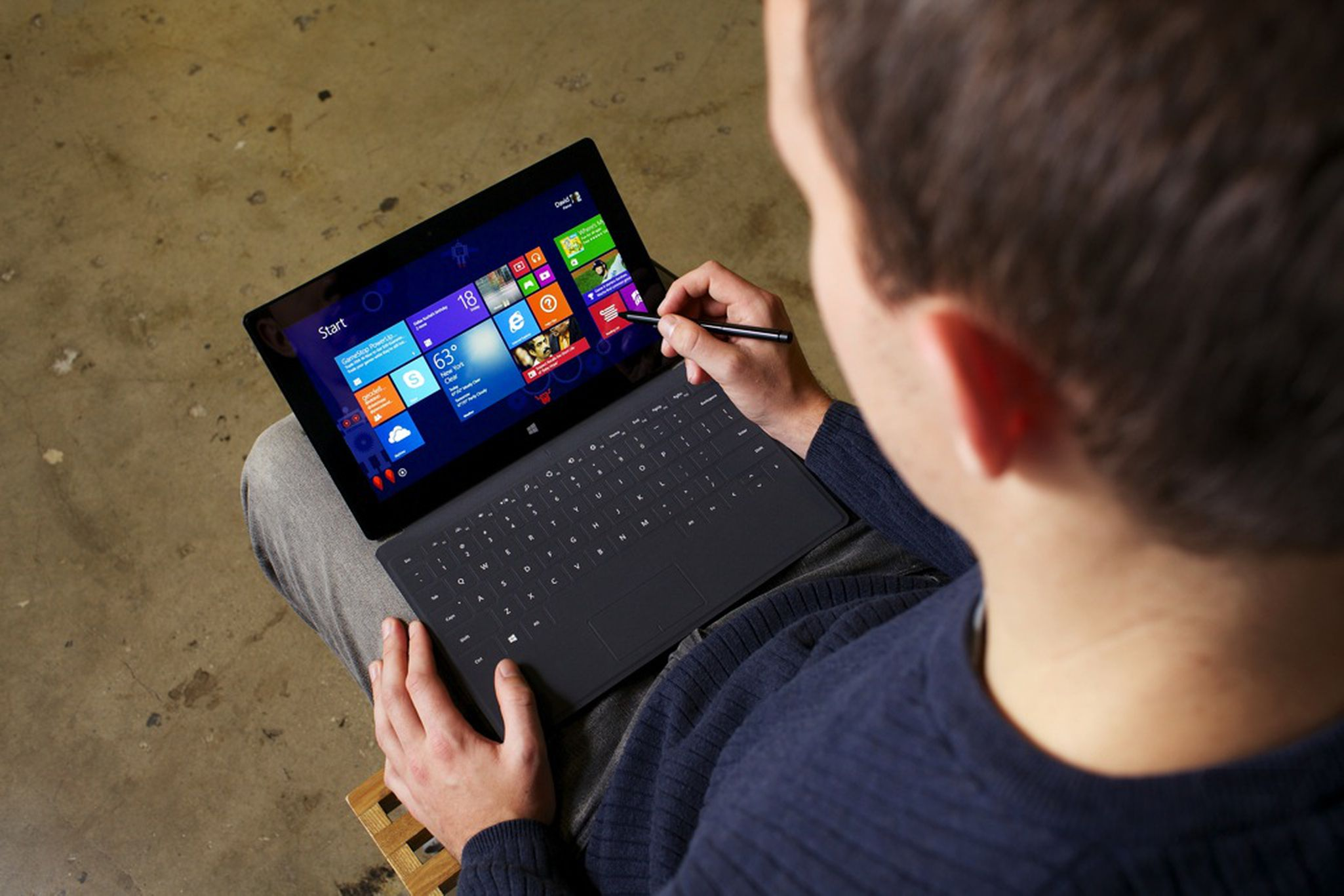 Microsoft Surface Pro 2 review | The Verge