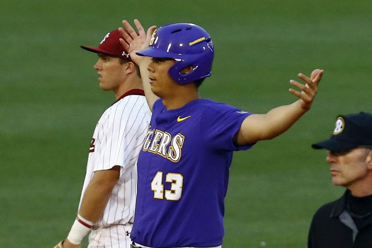 Link Gumbo: Best Stories of the 2017-18 LSU Year - And The
