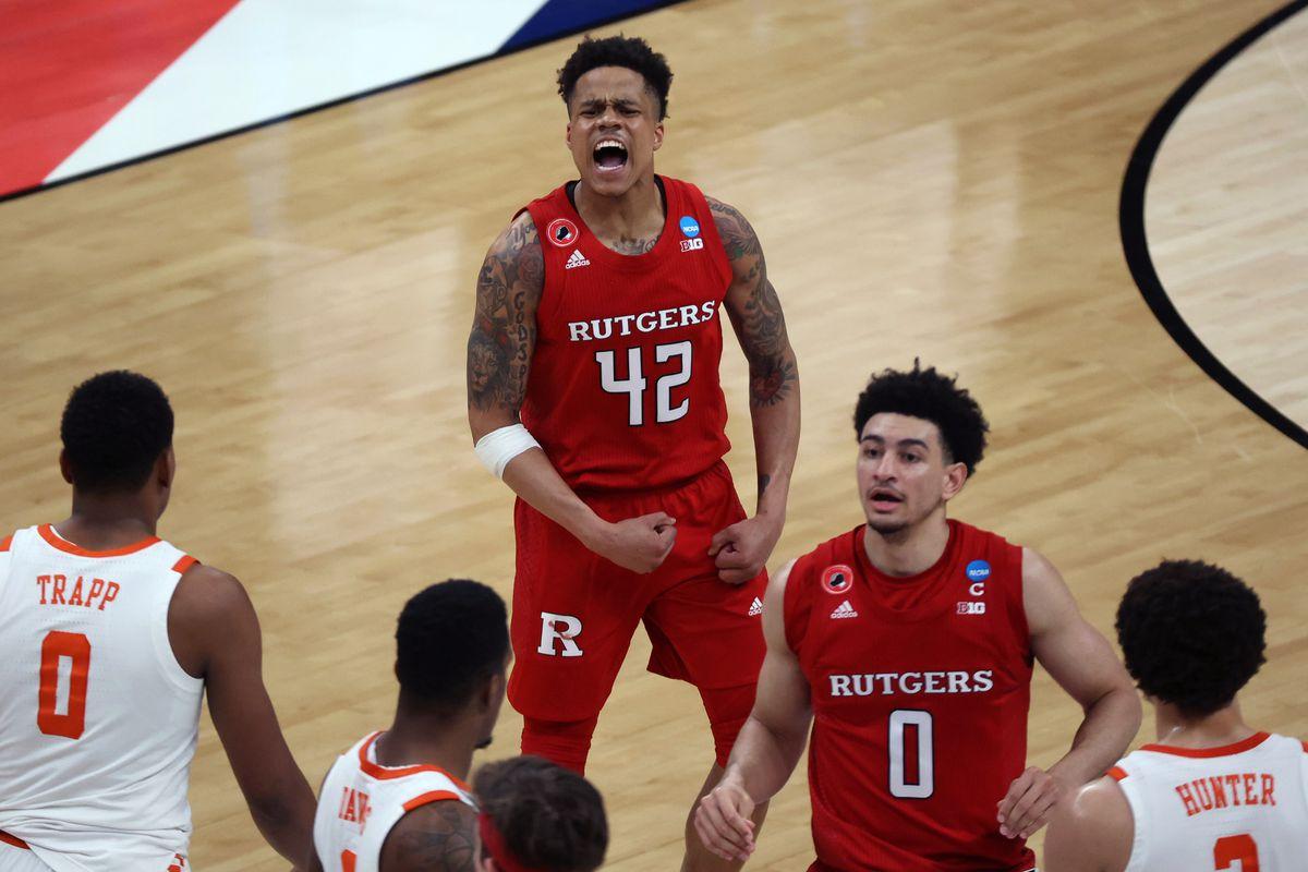 NCAA Basketball: NCAA Tournament-Rutgers at Clemson
