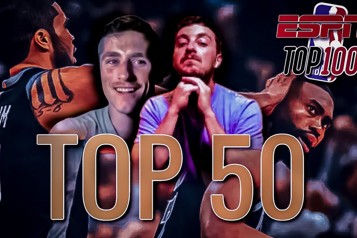 The Garden Report Reacting To The Espn Top 100 Players Celticsblog