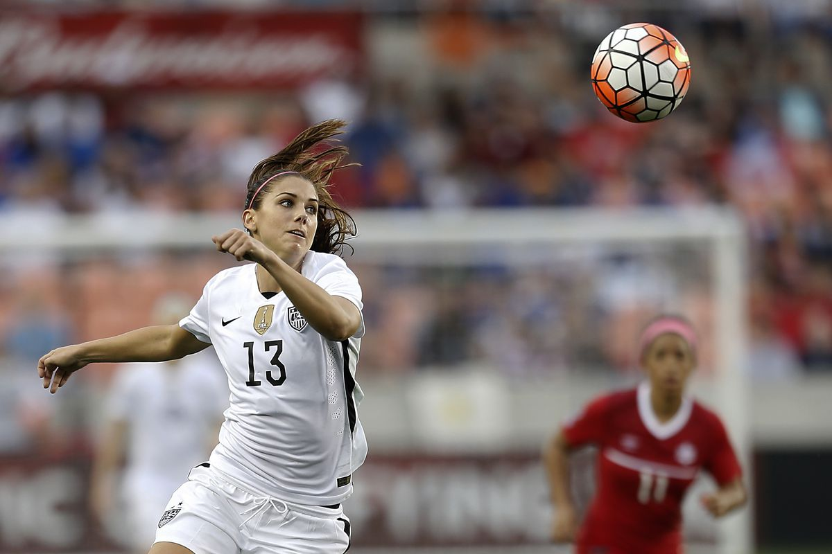 615025aff5c Golden Nuggets  Alex Morgan s Third Hat Trick - California Golden Blogs