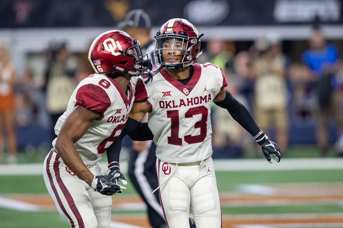 2020 Oklahoma Football Countdown To Kickoff 13 Days Tre Norwood Crimson And Cream Machine