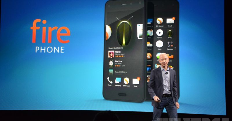 Amazon Might Be Working on Another Phone