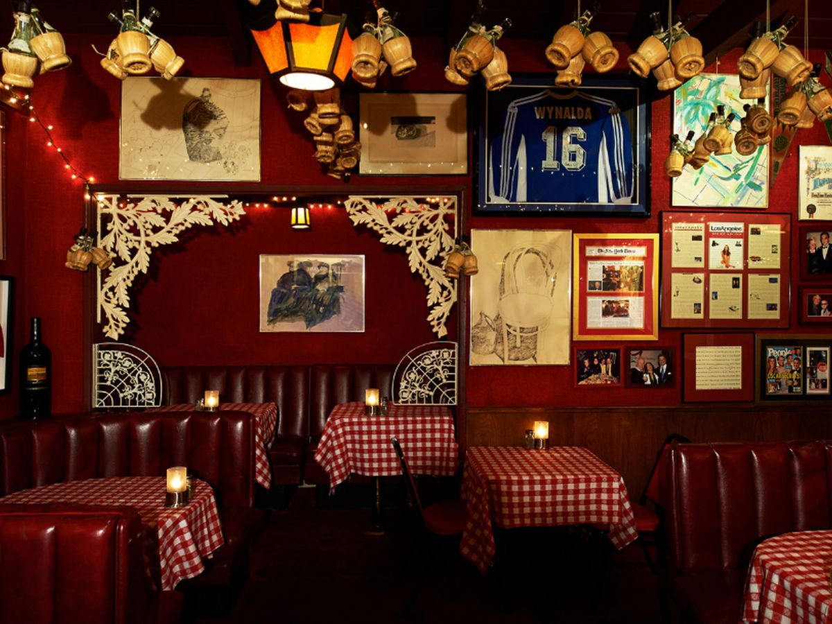 Where To Find Old School Italian Food In Los Angeles Eater La