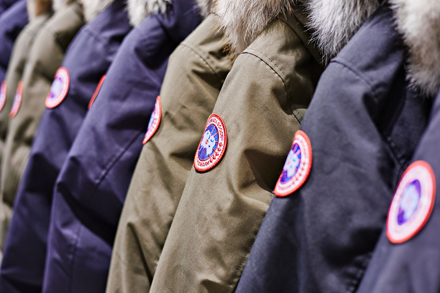 Canada Goose and Moncler: the race to make warm winter