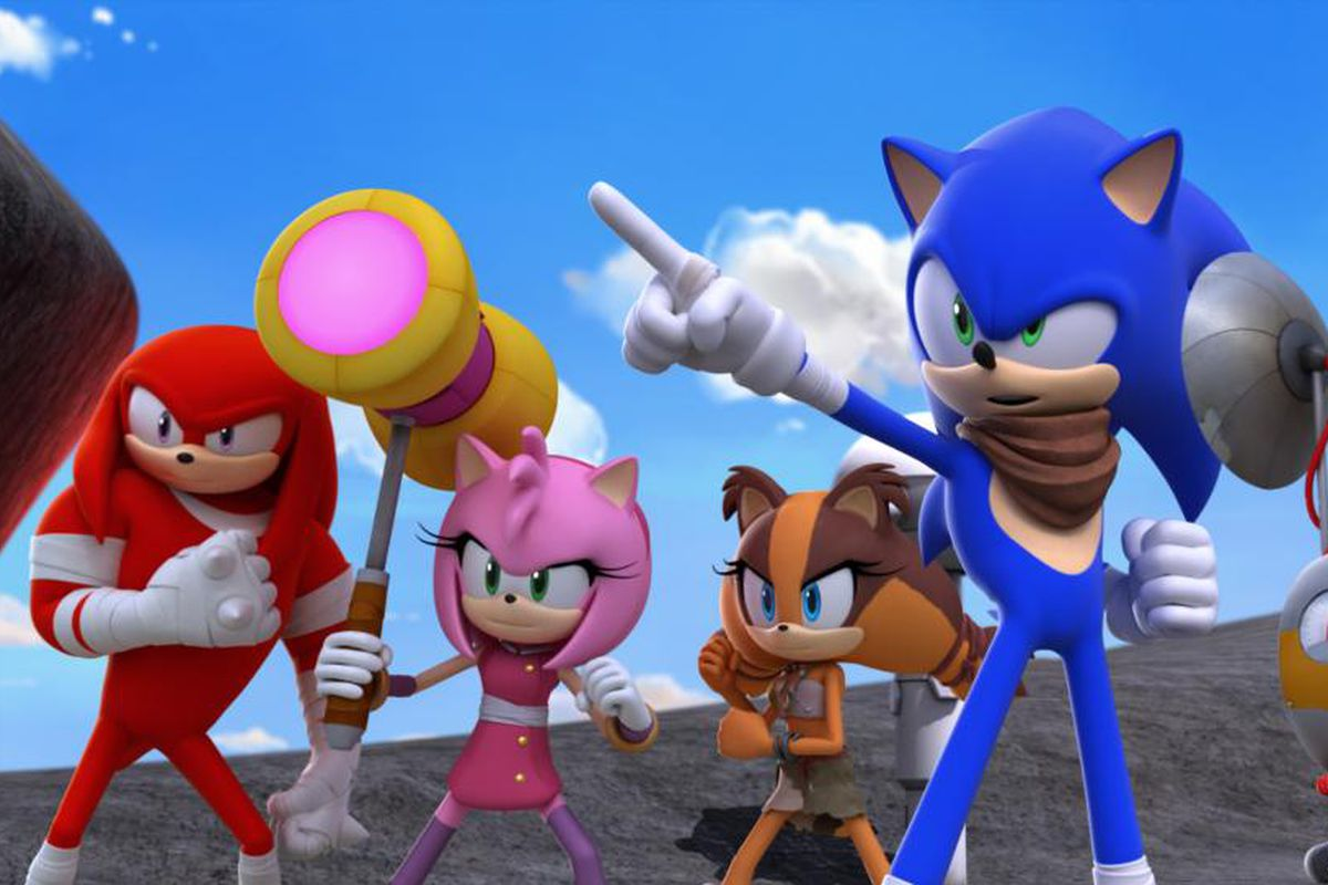 sonic boom streams exclusively on hulu starting later this month