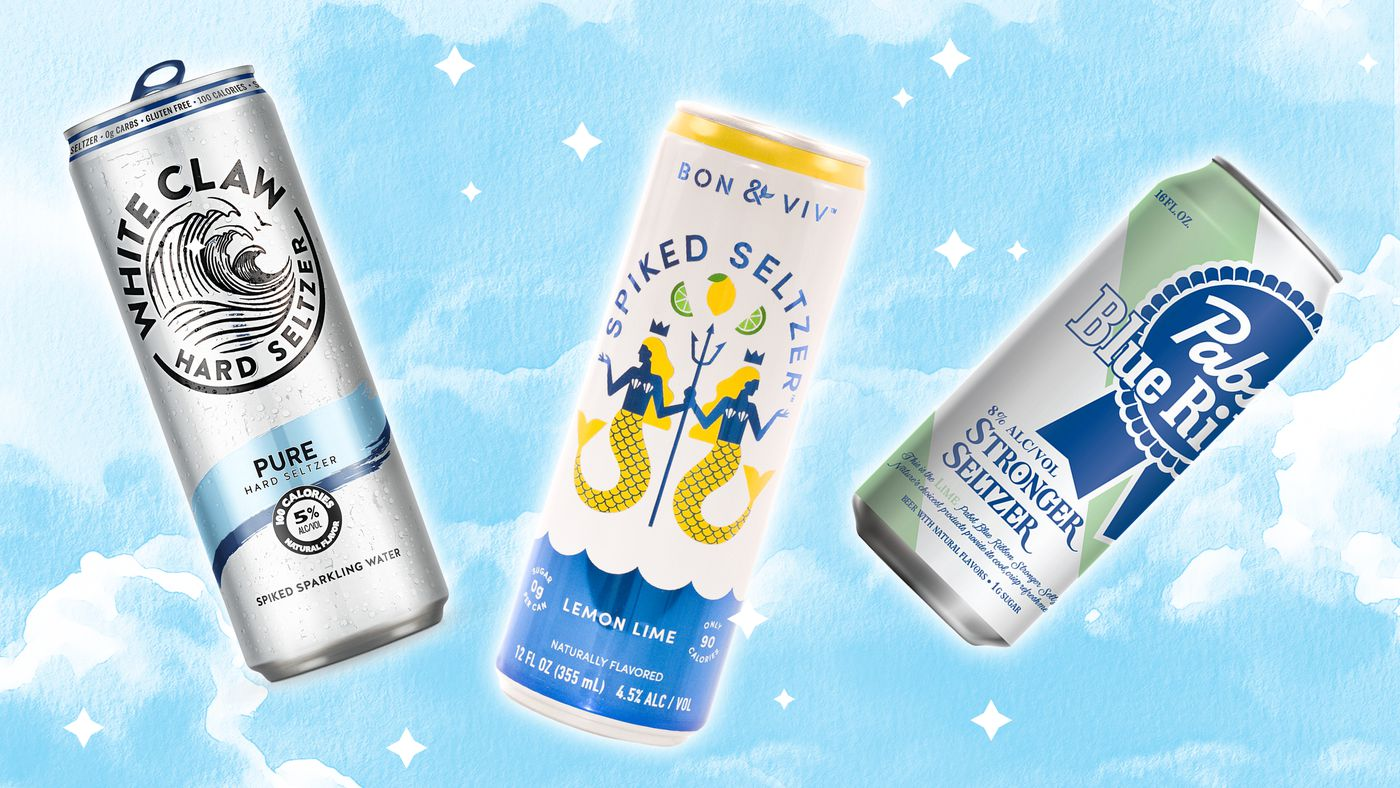 White Claw and Truly hard seltzer, explained - Vox