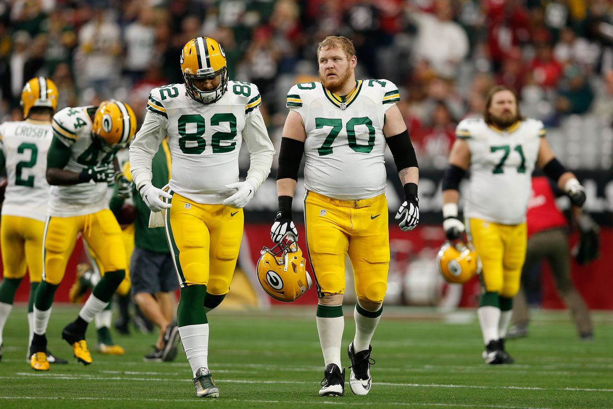 Lions notes The Packers already miss T J Lang Pride Detroit