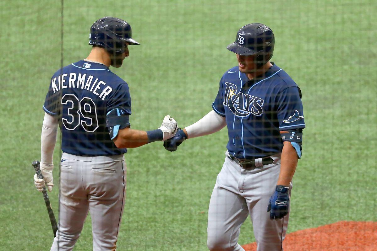 MLB: JUL 22 Rays Summer Camp