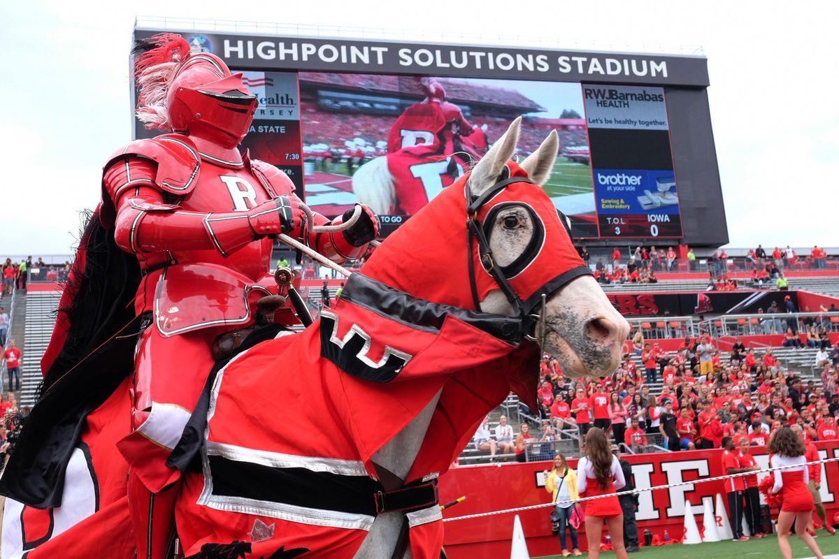 NCAA Football: Iowa at Rutgers