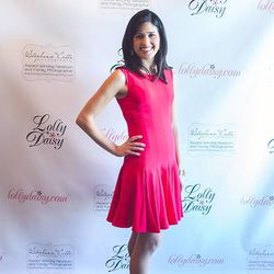 Kathy Schultz is the the founder of LollyDaisy.com, a website for selling monogrammed and personalized items.