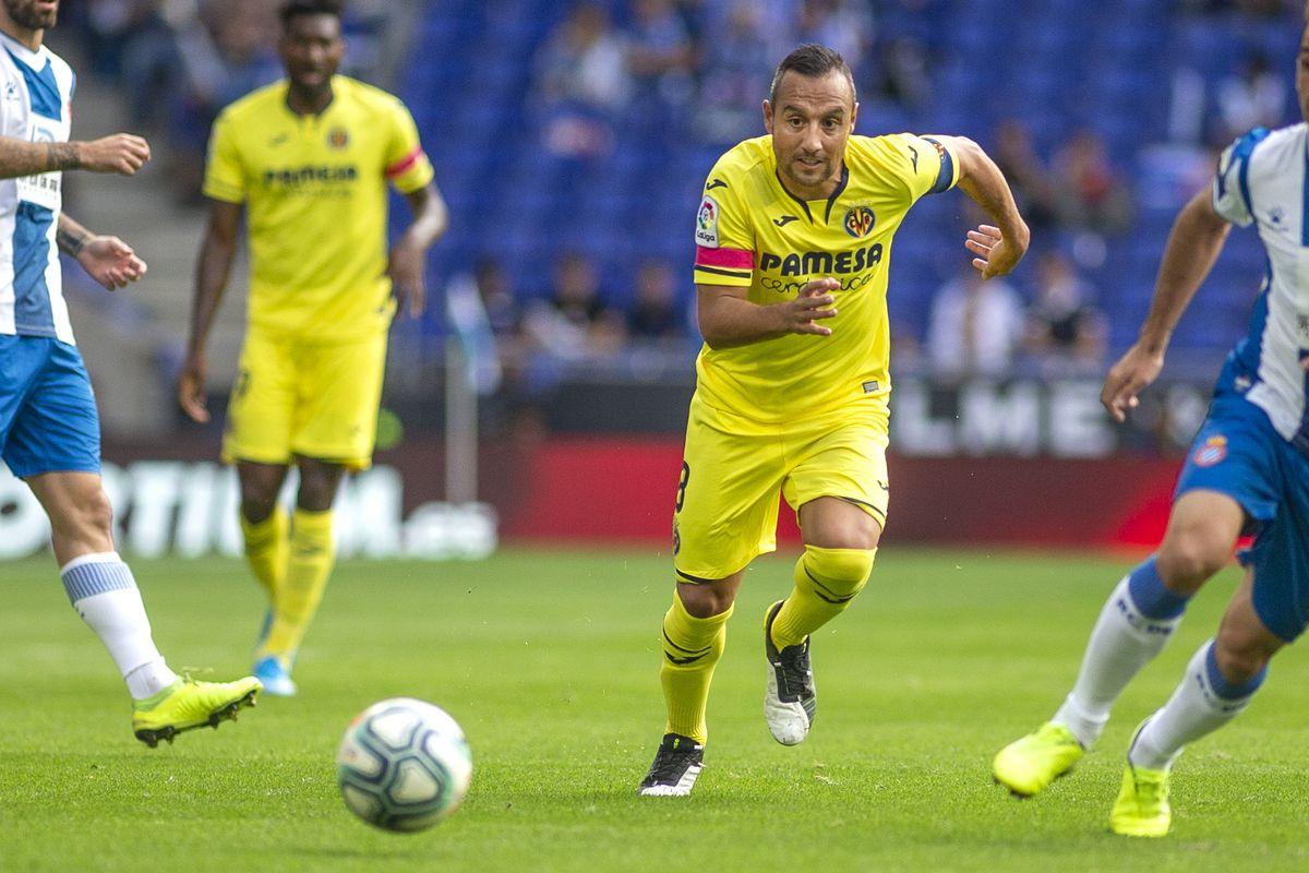 Espanyol V Villarreal