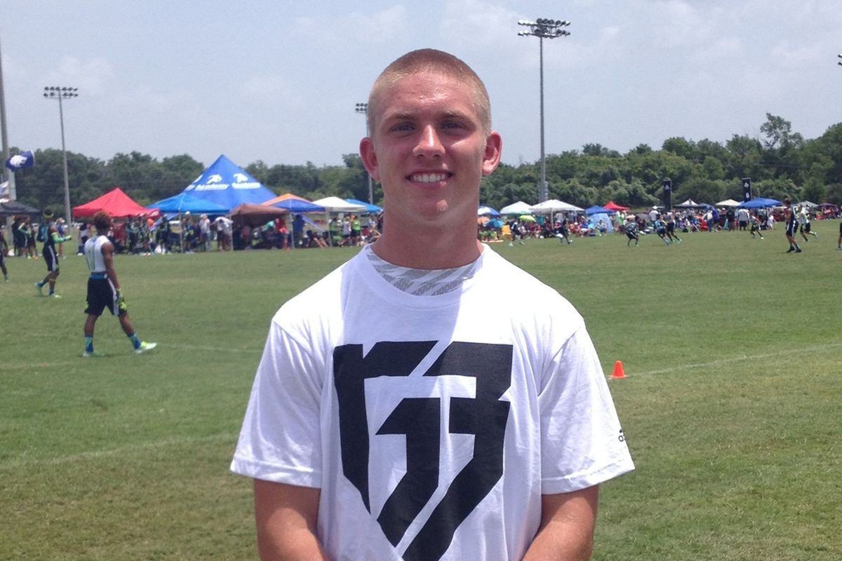 Shane Buechele at 2014 Texas State 7-on-7
