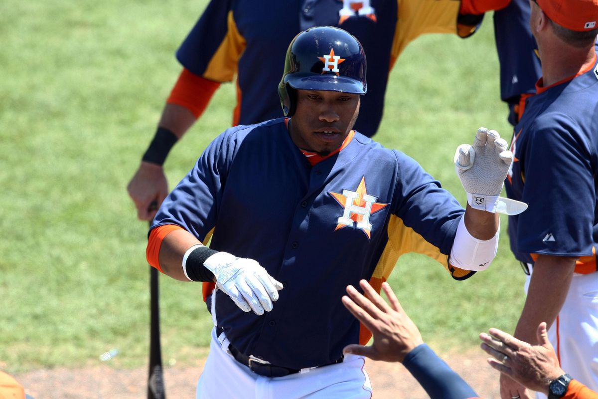 Jonathan Singleton is playing in the Puerto Rican Baseball League